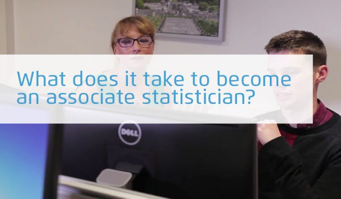 What does it take to become an Associate Statistician?