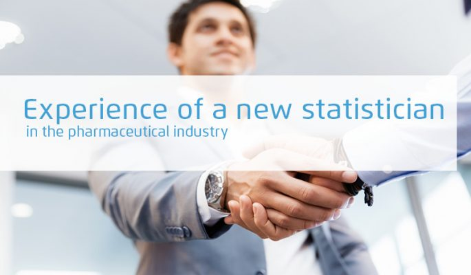 Experience of a Graduate Statistician in the pharmaceutical industry
